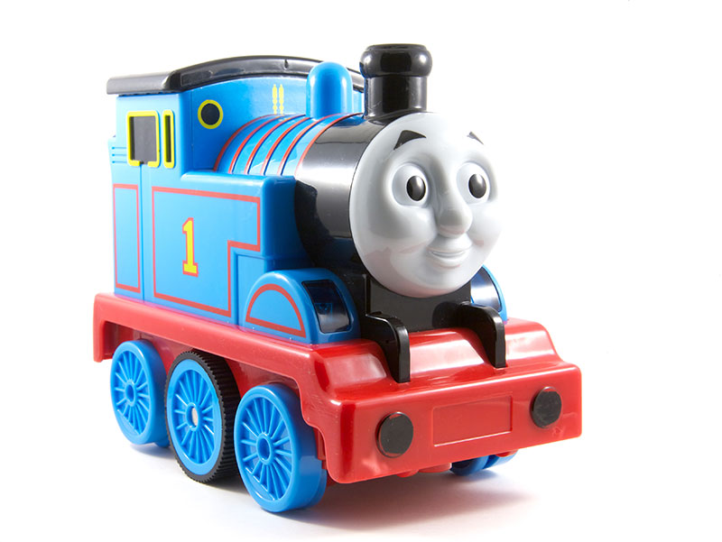 Explore the Rails with Thomas & Friends