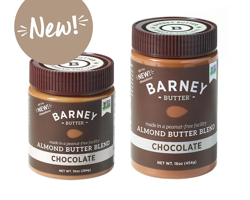 Random Stuff That Rocks: Barney Chocolate Almond Butter Blend