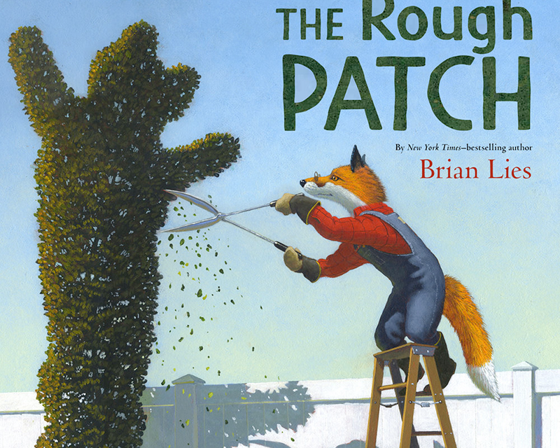 Book Buzz: The Rough Patch