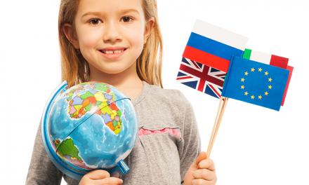 Bringthe World Closer Througha Foreign Language