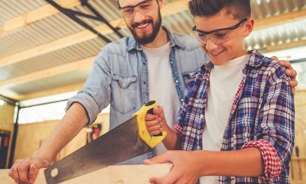 Free Workshop for Little Builders