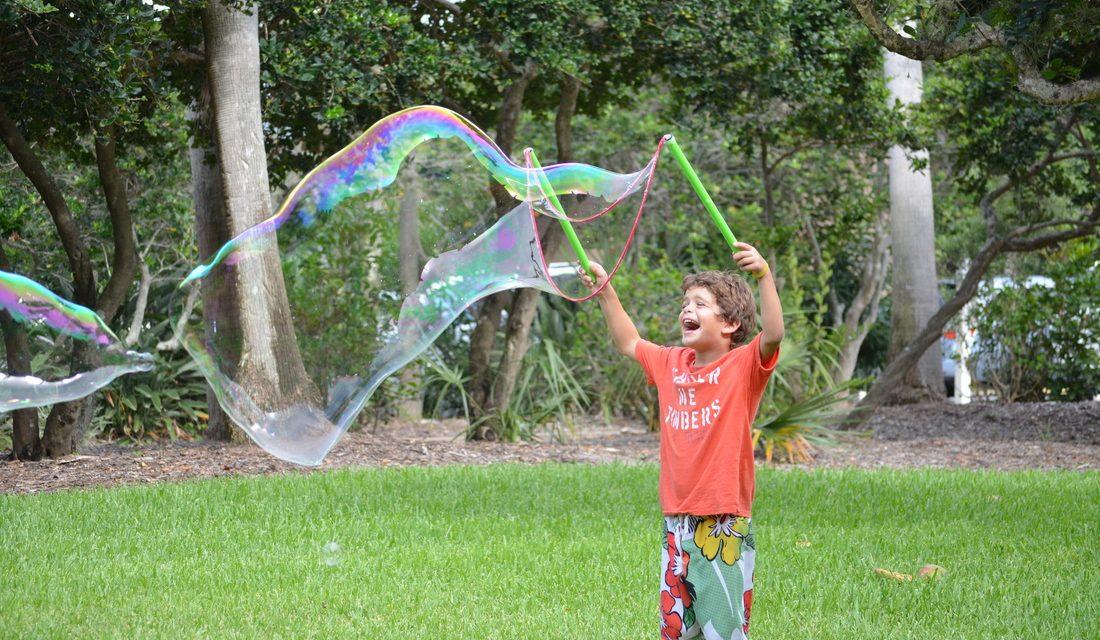 Random Stuff That Rocks: South Beach WOWmazing Bubbles