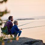 Fishing Means Bonding for Mississippi Men