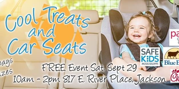 Cool Treats and Car Seats