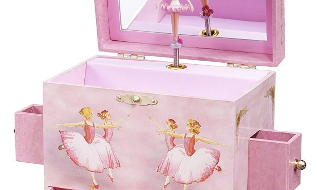 Random Stuff That Rocks: Enchantmints Music Jewelry Box