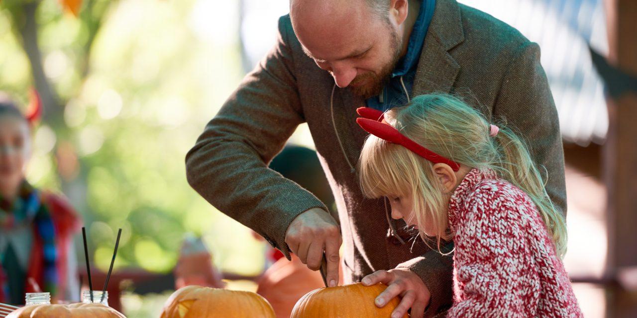 Pumpkin-Carving Family Fun
