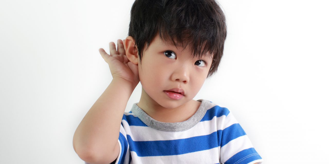 Now Hear This! Effective Teaching for Children with Hearing Loss