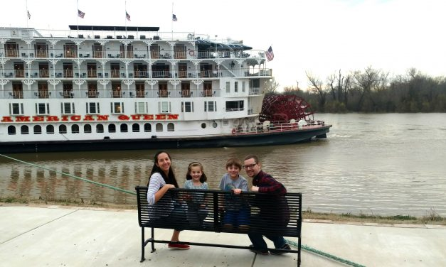 Vicksburg, MS – a perfect adventure with young children
