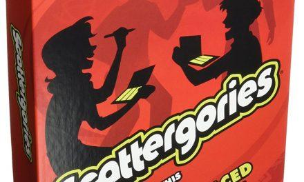 Random Stuff That Rocks: Scattergories