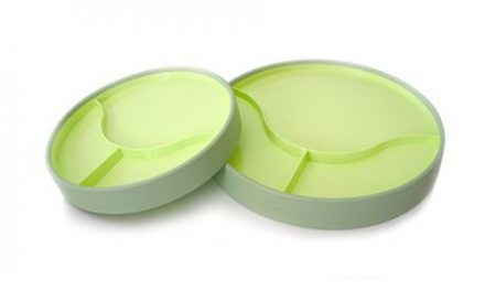 Random Stuff That Rocks: Stay-N-Eat Suction Plates