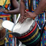West African Dance in Jackson, MS