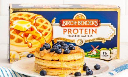 Random Stuff That Rocks: Birch Benders Toaster Waffles