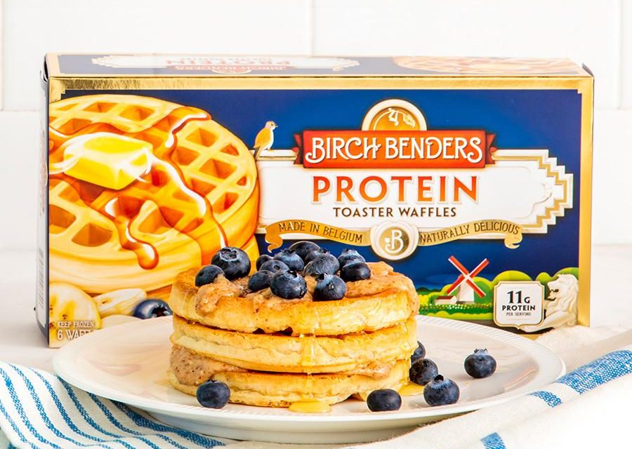 Random Stuff That Rocks: Birch Benders Toaster Waffles