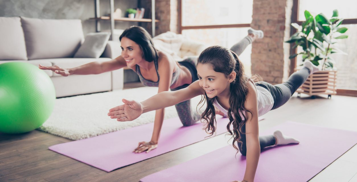 Yoga for Kids? Yes, Please!