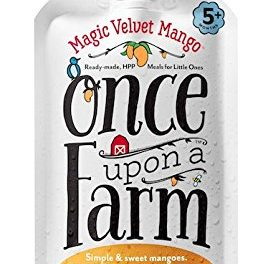 Random Stuff That Rocks: Once Upon A Farm Baby Food