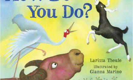 Book Buzz: How Do You Do?