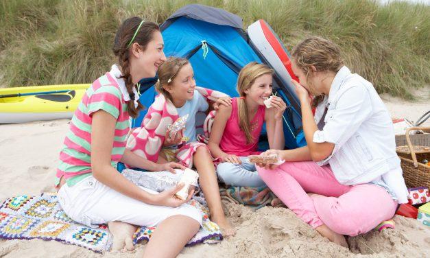 Summer Camps Build Teen Leaders