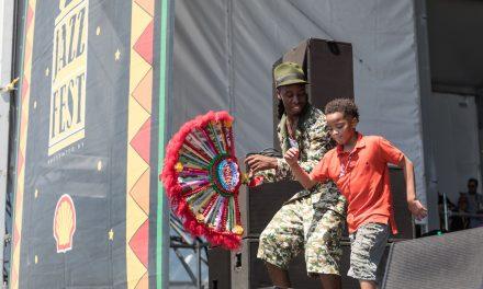 Family Fun in the Big Easy: New Orleans Jazz Fest