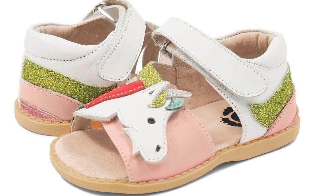 Random Stuff That Rocks: Unicorn Sandal by Livie & Luca