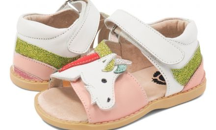 Random Stuff That Rocks: Unicorn Sandal by Livie & Luca