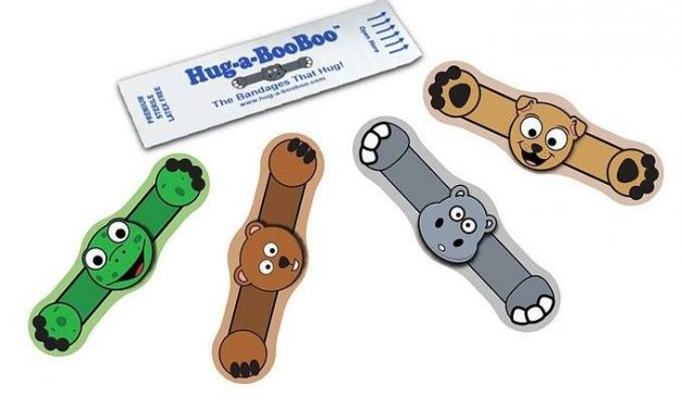 Random Stuff That Rocks: Hug-a-BooBoo Bandages