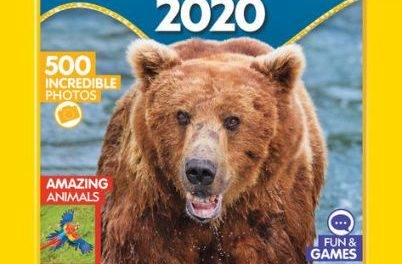 Random Stuff That Rocks: National Geographic Kids Almanac 2020