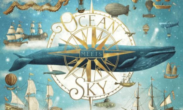 Book Buzz: Ocean Meets Sky