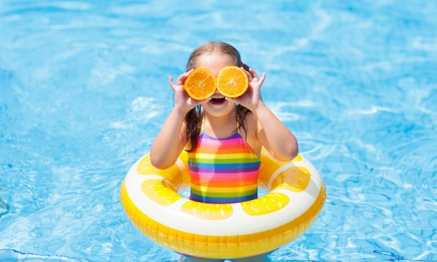 Swimming Your Kids' Way to Safety This Summer