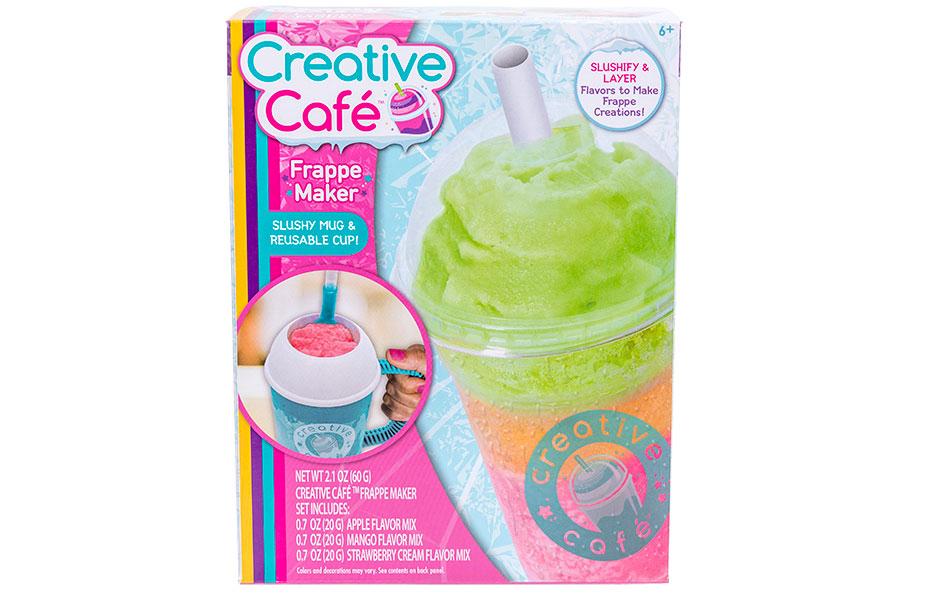 Random Stuff That Rocks: Rose Art Creative Café Frappe Drink Maker