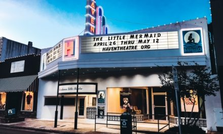 The Little Theatre with Big Mission