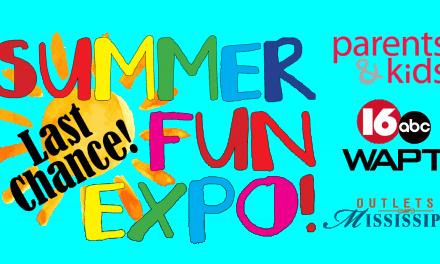 Last Chance! Summer Fun Expo!