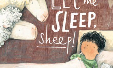 Book Buzz: Let Me Sleep, Sheep!