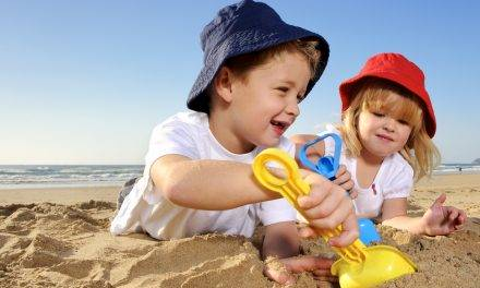 Hitting the Beaches on the Coast? Don't Forget Sun Protection!