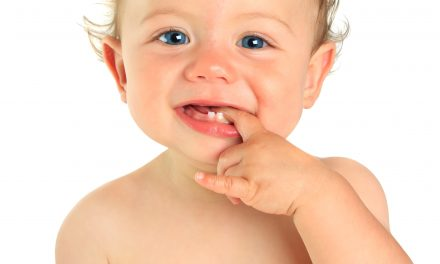 One tooth. Two tooth. Red tooth. Blue tooth.