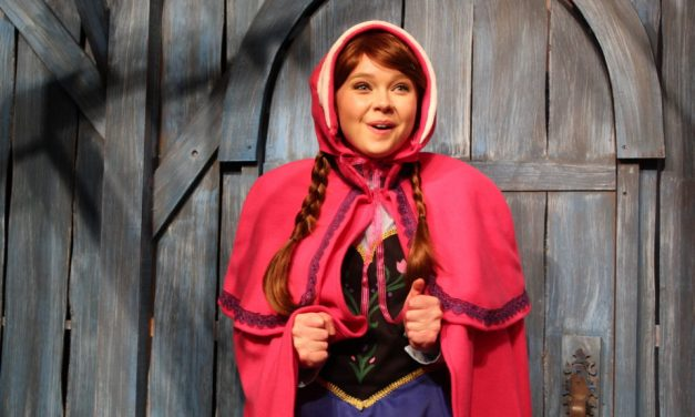 For the first time in forever… New Stage Theatre presents Frozen Jr.