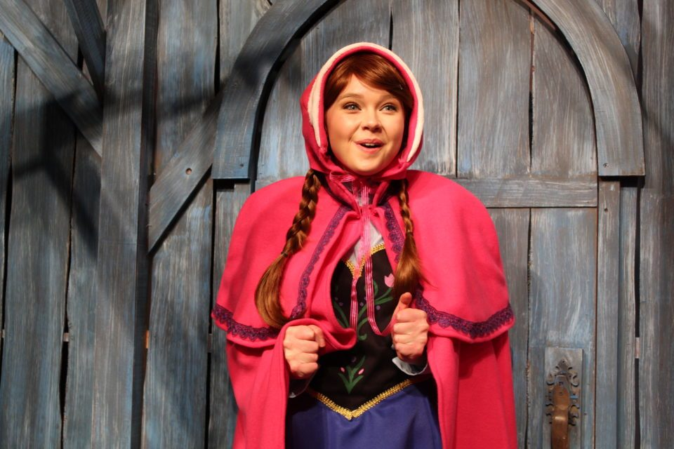 For the first time in forever… New Stage Theatre presents Frozen Jr