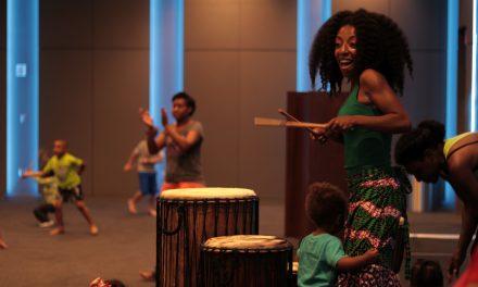 Shanina Carmichael: Teaching, Performing, and Integrating Art into Schools