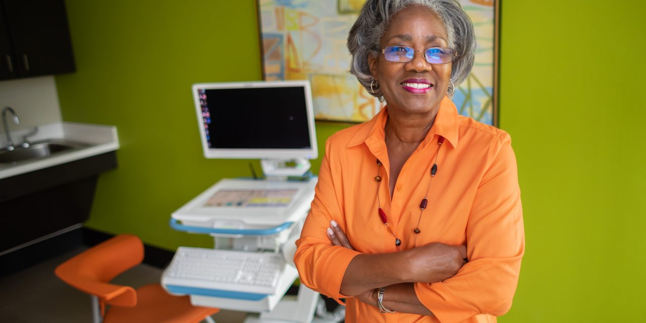 Q & A with Dr. Ruth Patterson of Mississippi Thrive!