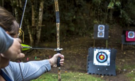 Archery Provides Mental and Physical Fitness for Youth