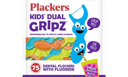 Random Stuff That Rocks: Plackers Kids' Dual Gripz Dental Flossers