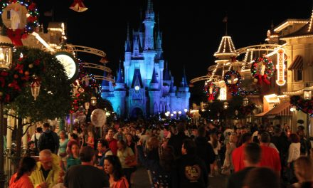 Disney Magic for the Holidays!