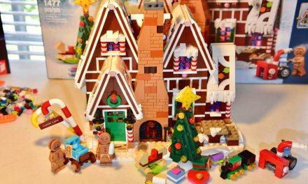 Jackson City in LEGO Miniature
