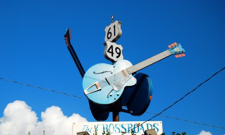 The Mississippi Delta and its Creative Heritage