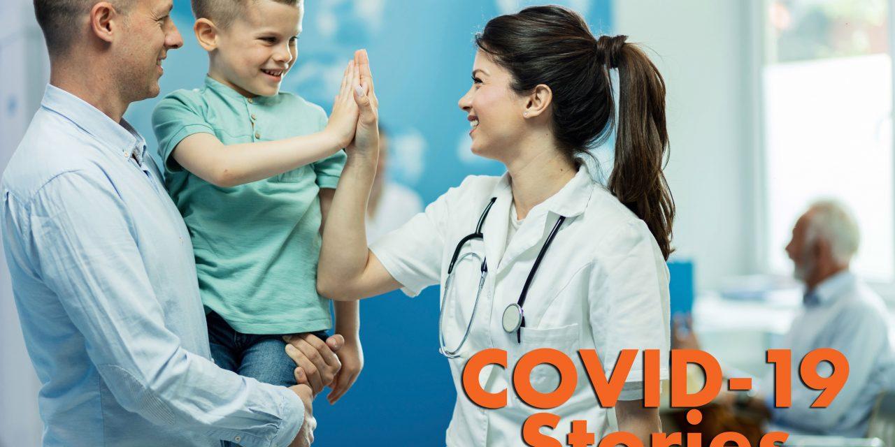 COVID-19 Stories: Milling Pediatric Dentistry
