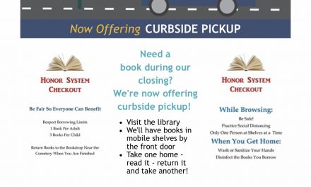 Hattiesburg Library is Now Offering Curbside Pickup