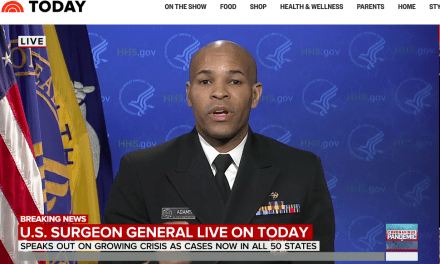 US surgeon general: 'If we all pitch in for 15 days, we can flatten the curve'