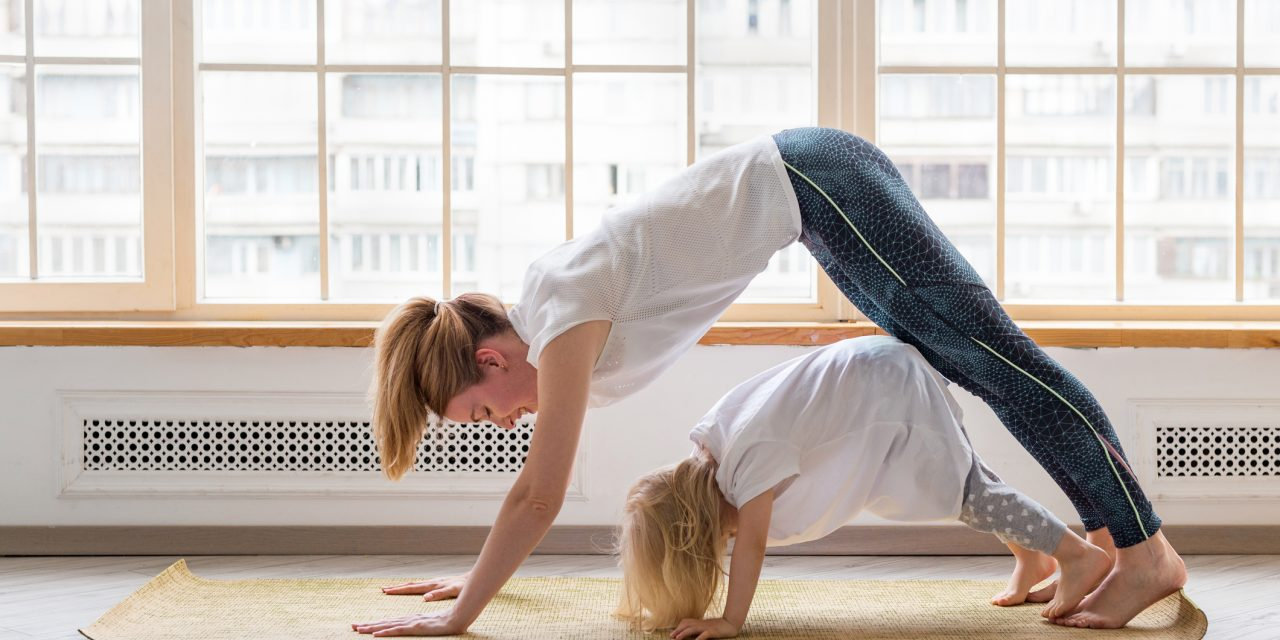 Star Wars Yoga for Kids