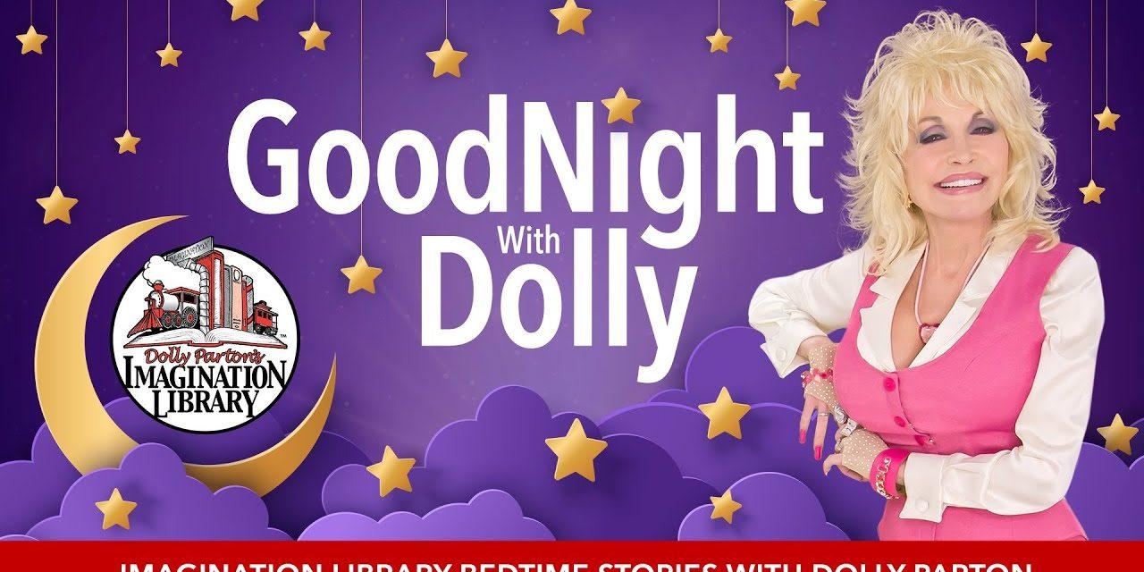 Dolly Parton's New Read-Aloud Video Series