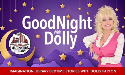 Dolly Parton's New Read-Aloud Video Series