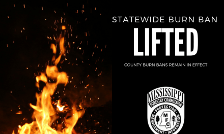 Statewide Burn Ban Lifted